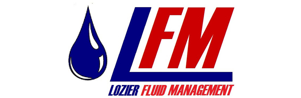 Lozier Oil Company Fluid Management Logo